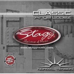 Струни за класическа китара найлонови STAGG - Модел CL-NT-AL