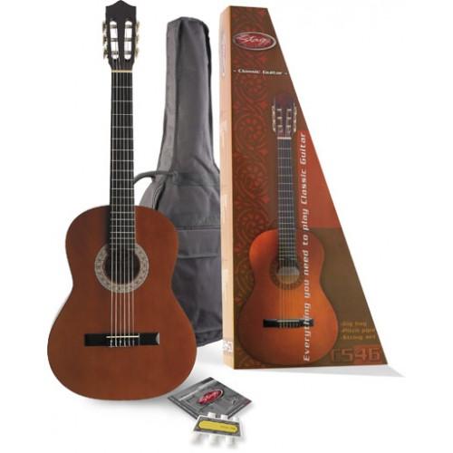 Класическа китара STAGG - Модел C546 PACK