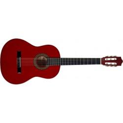 Класическа китара в червено STAGG - Модел C542-TR - дефектна