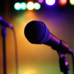 Микрофони за пеене