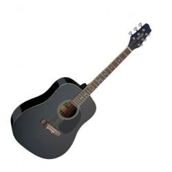 Акустична китара Stagg SA20D BLK от MusicShop