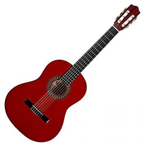 Класическа китара Stagg C542-TR 4/4 - тъмночервена от MusicShop
