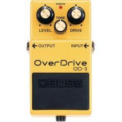 Eфект за китара ROLAND BOSS  - Модел OD-3 Overdrive