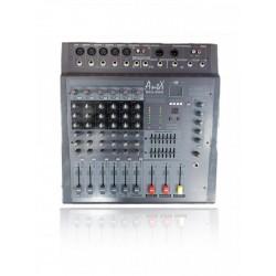 Миксер с вграден усилвател МXA606 Antx от MusicShop